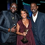 Pictured: Brian Tyree Henry, Regina King, and Sterling K. Brown