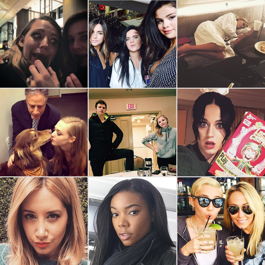 Celebrity Instagram Pictures | March 18, 2015