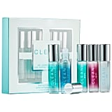 If your ladies loved helping you come up with you and your spouse's custom cocktail, let them play fragrance mixologist with Clean's Rollerball Travel Collection ($18).