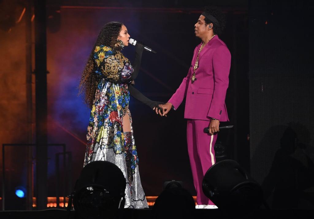 Beyoncé at Global Citizen Festival: Mandela 100 Pictures