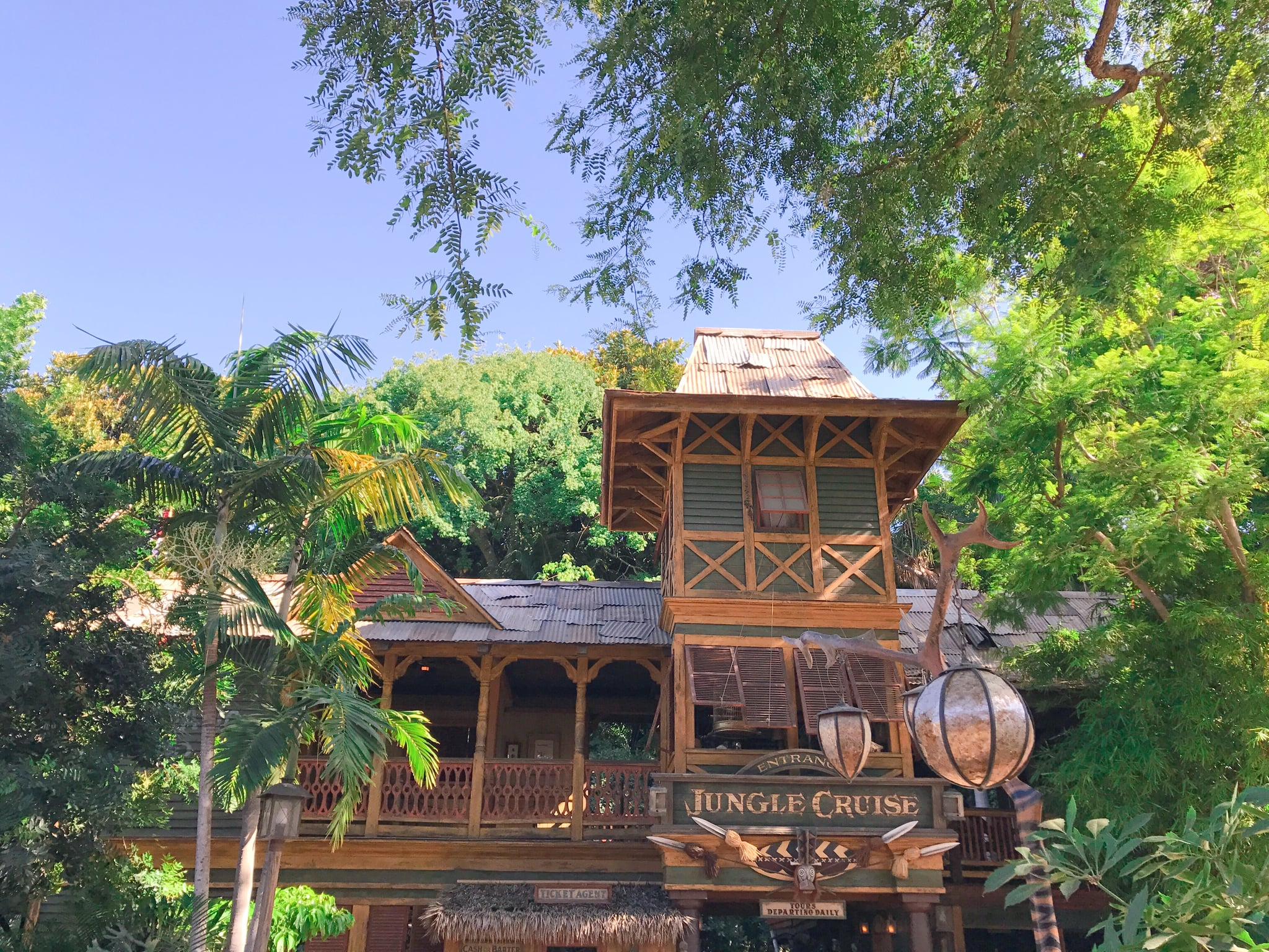 Jungle Cruise The Votes Are In See All The Disneyland Rides Ranked Popsugar Smart Living Photo 37