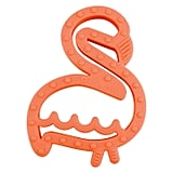 For Infants: Itzy Ritzy Silicone Flamingo Teether