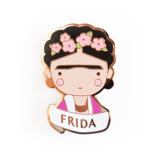 Frida Kahlo Pins