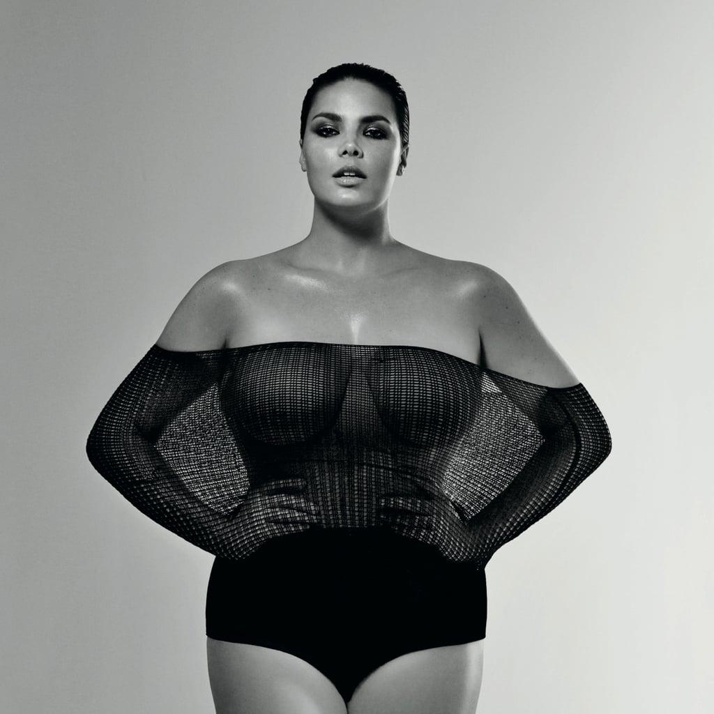 Candice Huffine Straight Size Fashion Campaign  Popsugar -5959