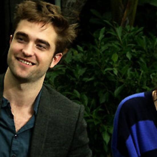 Robert Pattinson and Kristen Stewart on Twilight Sex Scenes