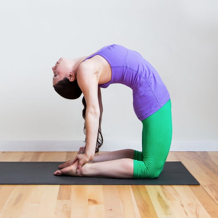 Yoga For Back Strength