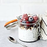 Keto: Yogurt Chia Pudding Parfait
