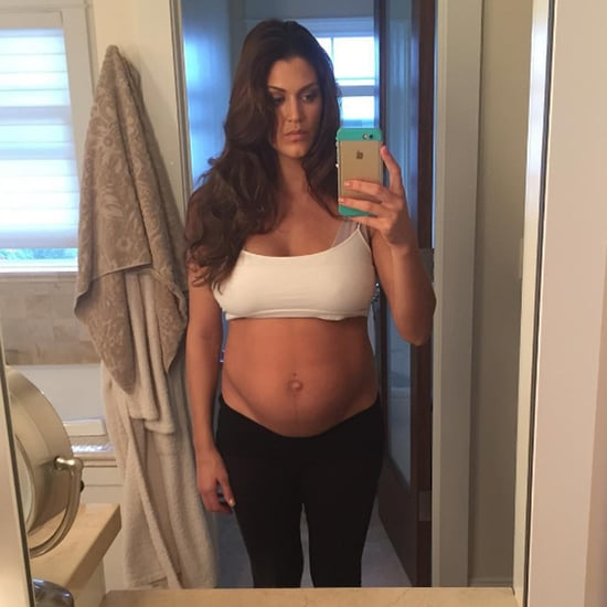 Eve Torres Gracie's Postpartum Body
