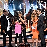 American Idol Save Jennifer Sanchez From Elimination Picture