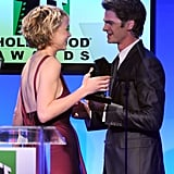 Pictures from 2010 Hollywood Awards