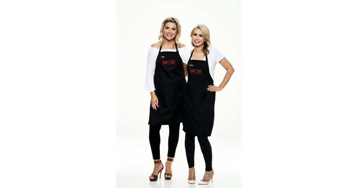 Jess and emma nsw my kitchen rules contestants 2018 for Y kitchen rules 2018