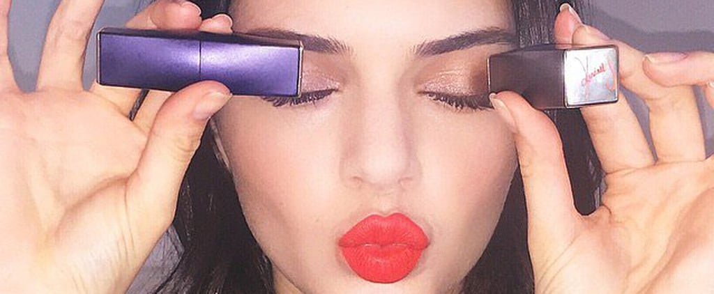 You'll Want to Wear Kendall Jenner's New Lipstick All Summer Long