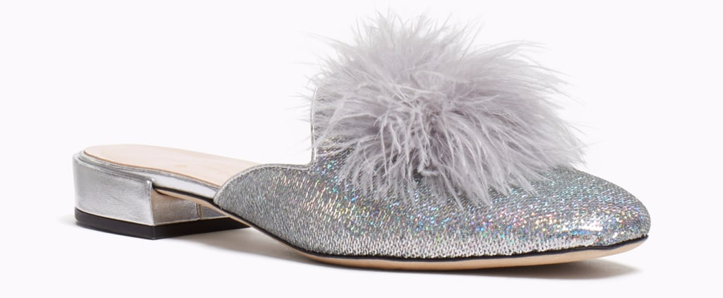 Oh My Sparkles! Kate Spade Released New Holiday Shoes, and You Must See Them