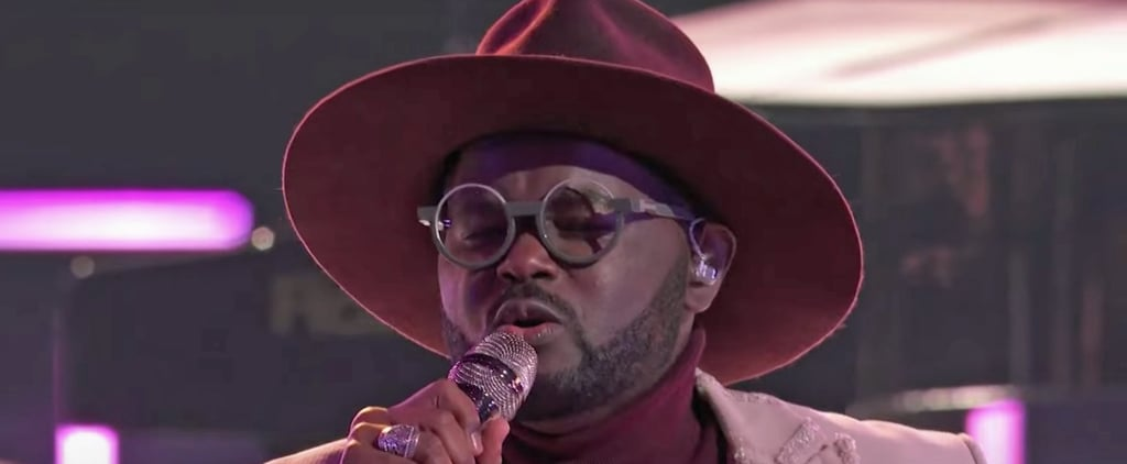 """The Voice: Watch John Holiday Perform Coldplay's """"Fix You"""""""