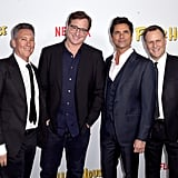 Pictured: John Stamos, Bob Saget, and Dave Coulier