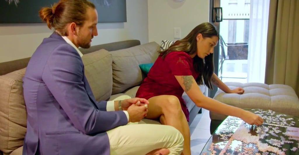 What Happened on Married at First Sight Episode 21 Season 7?
