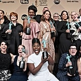 Auf den SAG Awards sah die Besetzung von Orange Is the New Black mal ganz anders aus