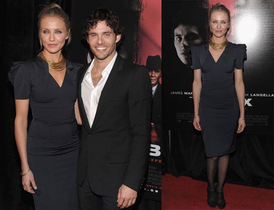 Photos of Cameron Diaz and James Marsden At the NYC Premiere of The Box