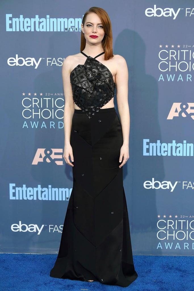 Die Critics' Choice Awards waren so glamourös, dass du nicht 1 Kleid verpassen willst