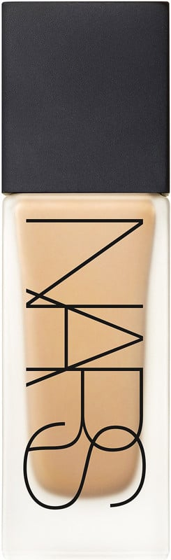 NARS All Day Luminous Weightless Foundation ($49) comes in 20 shades.