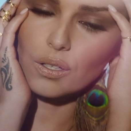 "Cheryl Fernandez-Versini Music Video For ""Only Human"""