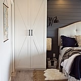 Jenna Sue Added Barn Door Paneling