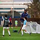 NYC Football Club in Abu Dhabi