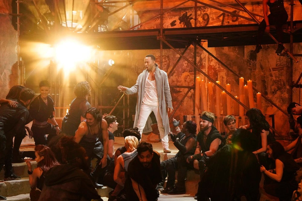 Jesus Christ Superstar Live Performance Videos