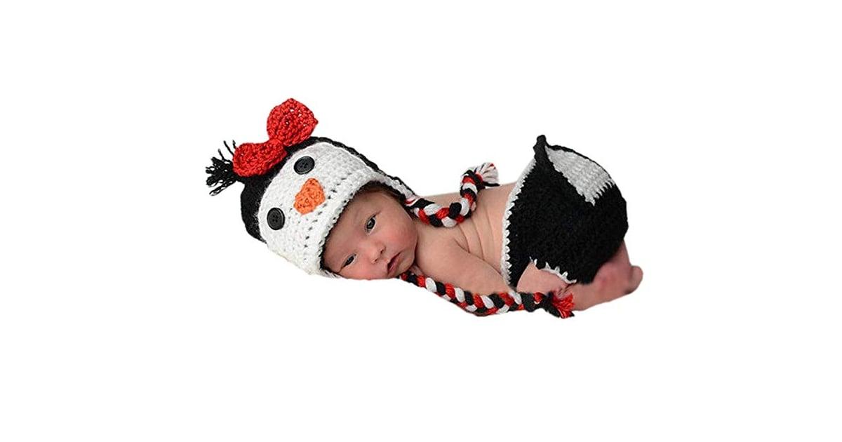 Newborn Penguin Costume | Best Costumes For Babyu0027s First Halloween | POPSUGAR Moms Photo 58  sc 1 st  Popsugar & Newborn Penguin Costume | Best Costumes For Babyu0027s First Halloween ...