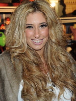 Stacey Solomon Hair 2010-01-06 02:30:00