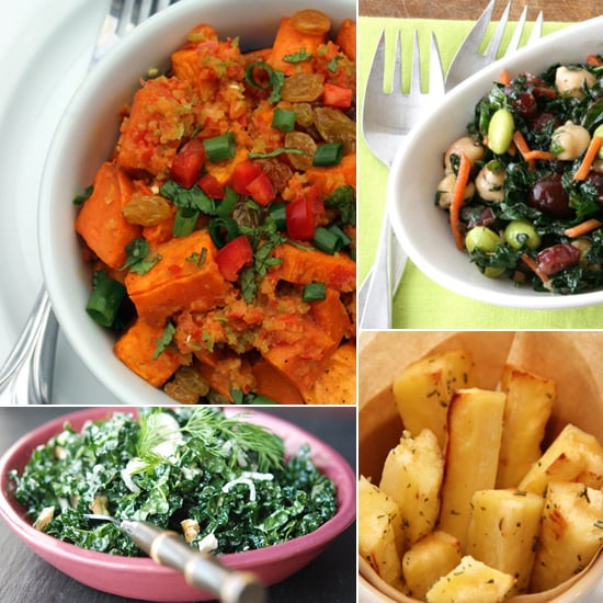 Healthy Vegetarian Recipes and Side Dishes