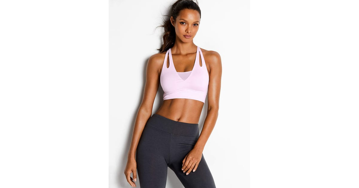 2950547e27 Victoria s Secret Keyhole Long Line Sports Bra