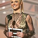 Britney Spears, 2004