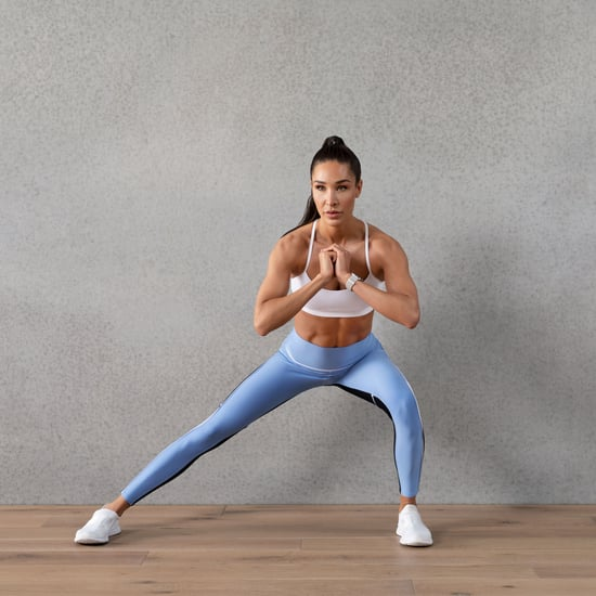 15-Minute Full-Body Express Workout With Kayla Itsines