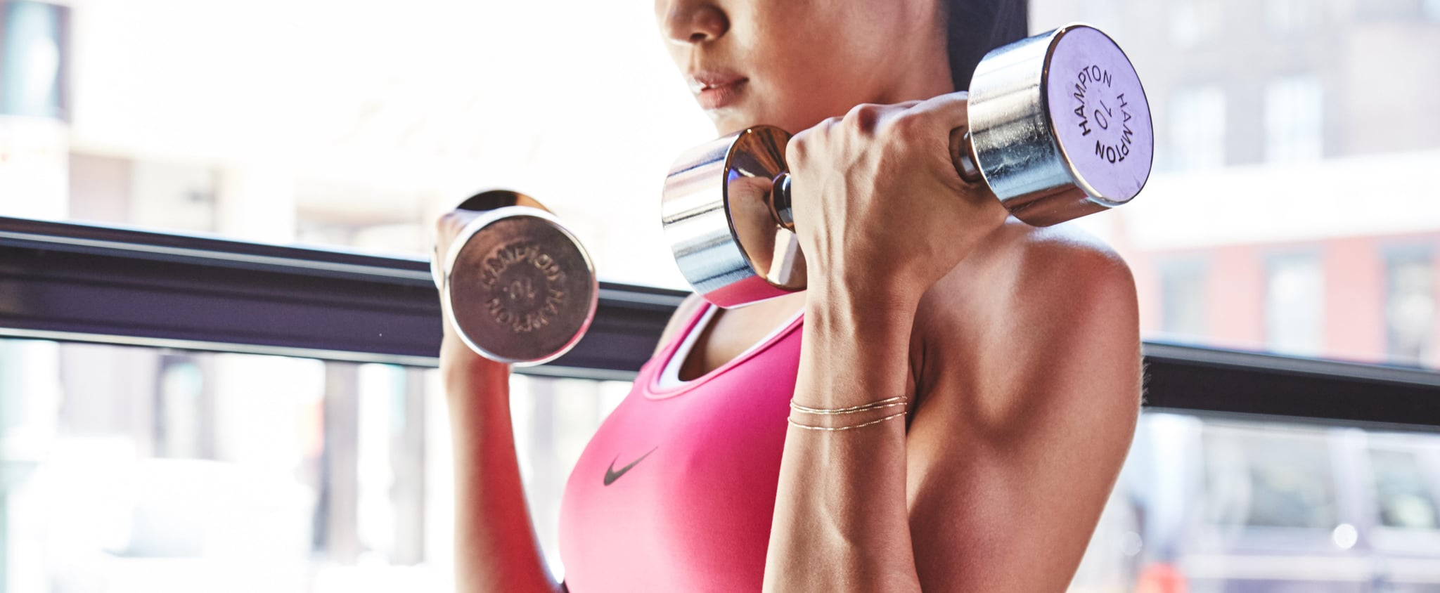 A Trainer's Favorite Dumbbell Exercises