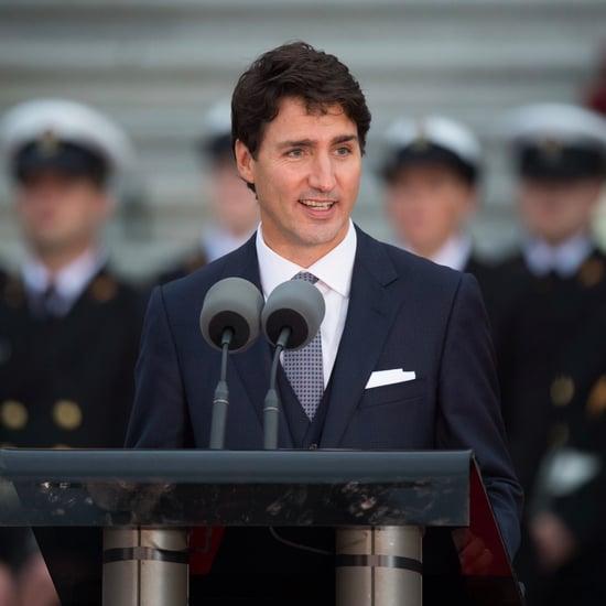Justin Trudeau's Butt