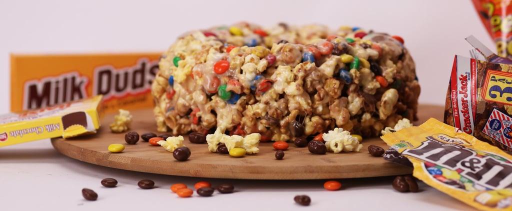 Popcorn Cake Recipe | Video