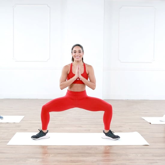 Live Workouts on @POPSUGARFitness Instagram Week of 3/30/20