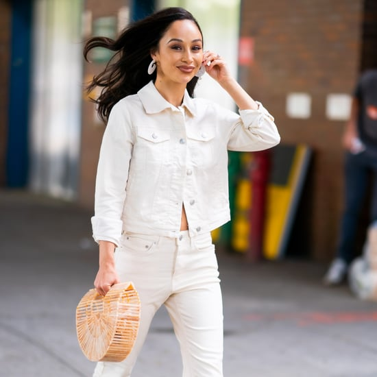 Cara Santana's Denim Outfit From POPSUGAR at Kohl's