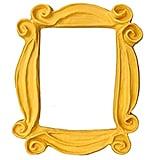 Friend TV Yellow Peephole Frame