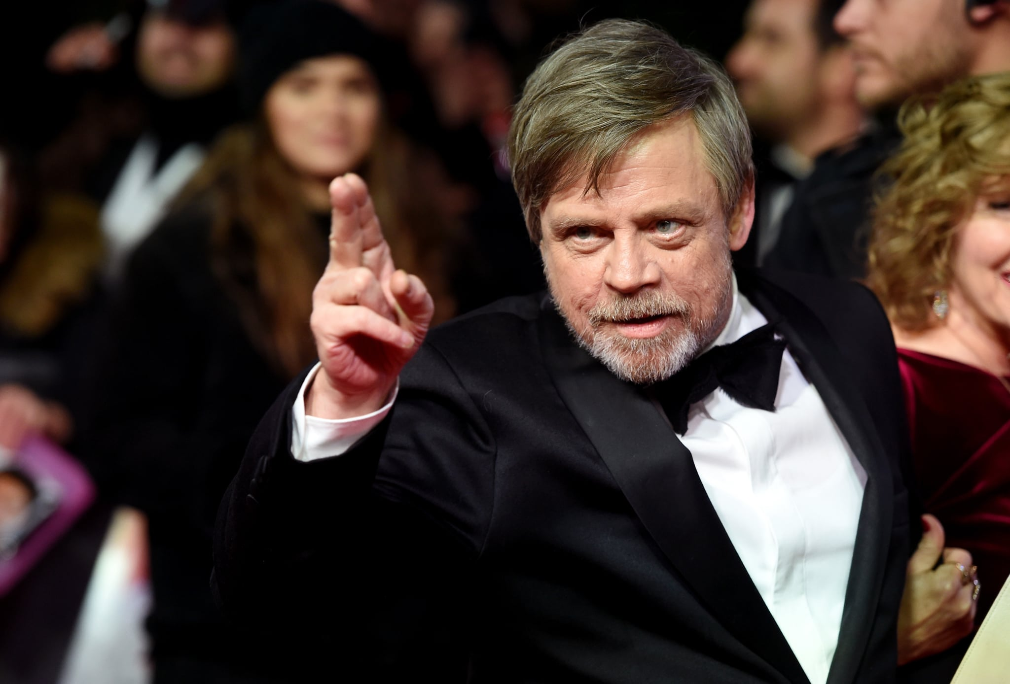 Mark Hamill to present award at Oscars