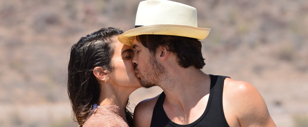 Nikki Reed and Ian Somerhalder in Mexico June 2018