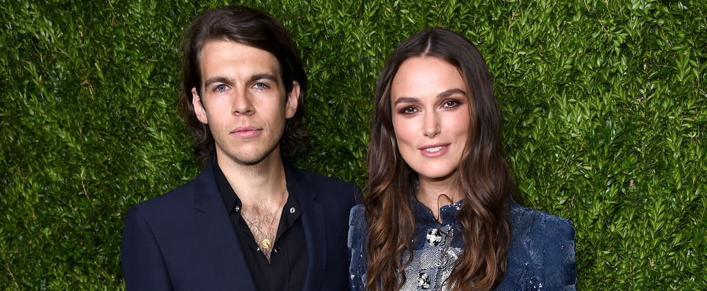 Keira Knightley and James Righton Look Effortlessly Cool During a High-Profile Date Night