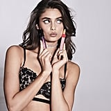 Taylor Hill in a Victoria's Secret Campaign