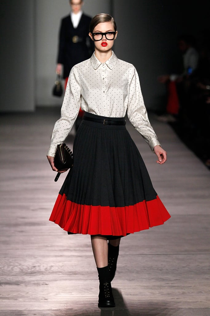 2012 Fall New York Fashion Week: Marc by Marc Jacobs