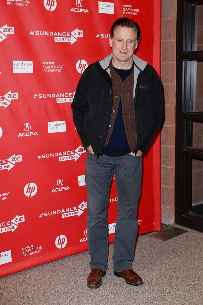 Bill Pullman attended the premiere of May in the Summer at Sundance on Friday