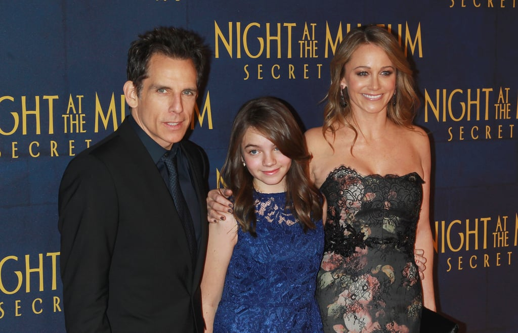 2014: Night at the Museum: Secret of the Tomb Premiere