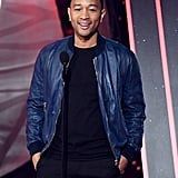 John Legend as George Washington