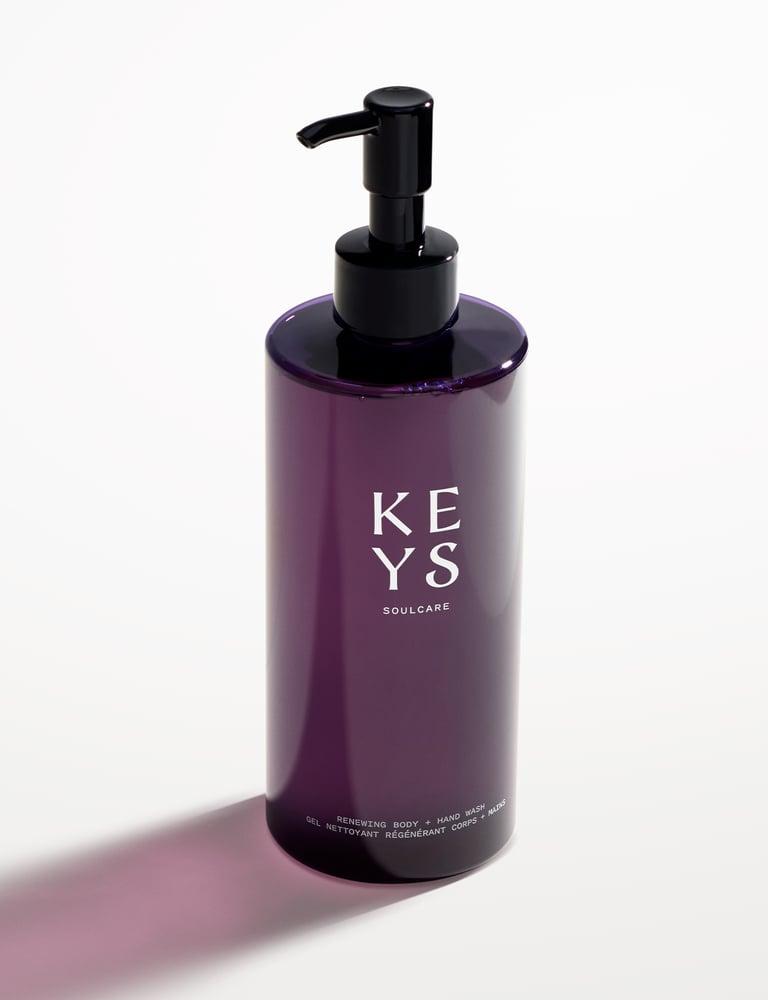Keys Soulcare Renewing Hand + Body Wash