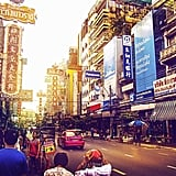 مدينة بانكوك، تايلند